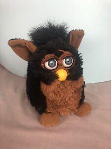 Original 1998 Furby - Black/Brown NOT WORKING