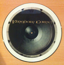"KINGDOM COME   ""Overrated "" - Vinyl  PICTURE Ep 12"" -Polygram 873 397 1 -1989 UK"