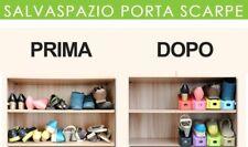 PORTA SCARPE SALVASPAZIO ARMADIO SCARPE SCARPIERA SPAZIO PRATICO PER TUTTI CASA