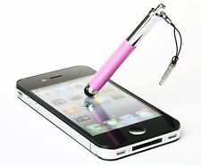 STYLUS PUNTERO LAPIZ iPhone 6 7 6S Plus iPod Galaxy EDGE mini iPad Rosa
