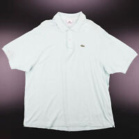 Vintage LACOSTE  Green Classic Short Sleeve Polo Shirt Mens 2XL