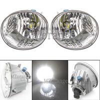 Left Right LED Front Bumper Fog Driving Light Lamp For Toyota RAV4 2003-2005 AU