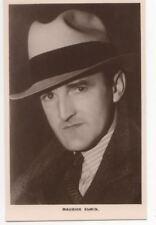 Singer Maurice Elwin Vintage RP Postcard 808b