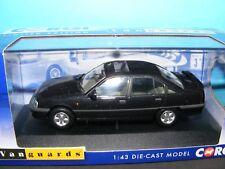 Vauxhall Carlton 3000 GSI in Starmist Black Vanguards Classics by Corgi 1:43 NLA