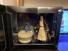 Obi wan Star Wars Black SDCC exclusive box has some damage