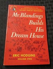 1948 MR. BLANDINGS BUILDS HIS DREAM HOUSE by Eric Hodgins PB 1st Pocket 505 FN+