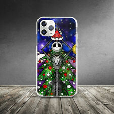 Cute Nightmare Before Christmas Case For iPhone XR 11 Pro Xs Max X 8 7 6 6s Plus