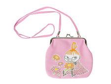 Moomin Portamonete con tracolla rosa con BIANCO POIS PICCOLO My MARTINEX