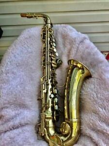 C.G Conn 6M Naked Lady Alto Saxophone