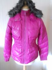 DKNY   JEANS Womens  Down Jacket Hoodie  Size- M , New With Tags rrp -348 pounds