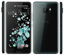 """HTC U Ultra 5.7"""" 64GB/4GB Unlocked Smartphone Black Oil"""