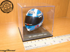 JORGE LORENZO MOTO-GP X-LITE HELMET CASCO CASQUE 1/5 INDIANAPOLIS 2009 YAMAHA