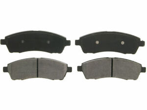 For 1999-2004 Ford F350 Super Duty Brake Pad Set Rear Wagner 15387HP 2003 2000