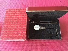 STARRETT WHITE FACE swivel Head Indicator Model 811- 5CZ machinist tools
