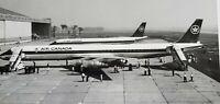 Air Canada Airlines McDonnell Douglas DC-8 Photo  8×10 Vintage Aviation