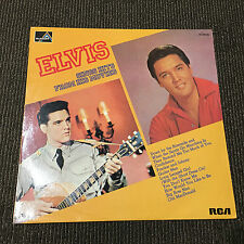 Elvis Presley Elvis Sings Hits From His Movie LP from Australia_RCA SCD 499-065