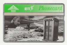 RARE: Doctor Who BT phonecard, 1990s.  % to charity do!