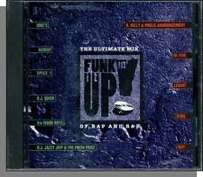 Funkin' It Up - New 1994, Ultimate Mix of Rap and R & B, Various Artists CD!