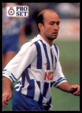 Pro Set Football 1991-1992 Brighton & Hove Albion Clive Walker #143