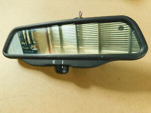 BMW E32 735i 740i 750i E34 525i 535i 540i Interior Rear-View Mirror Electric H