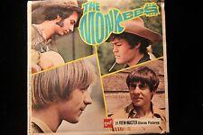 Vintage 1967 The Monkees Viewmaster w/3 Reels & Booklet (Hit TV Series EXCELLENT