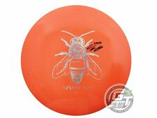 Used Dynamic Discs Fuzion Sheriff 174g Orange Holo Foil Driver Golf Disc
