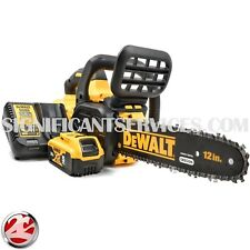 DeWALT DCCS620 XR 20V MAX Li-Ion Cordless Brushless 12-Inch Compact Chainsaw Kit