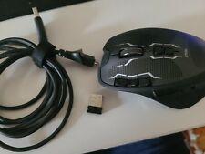 Logitech G700s Wireless & Laser Mouse