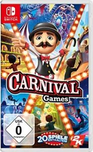 Carnival Games [Nintendo Switch] - SEHR GUT
