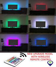 USB RGB 5050 Bande LED kit d'éclairage change couleur-TV PC PS4 lumière de fond