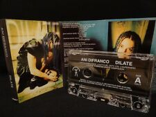 ANI DIFRANCO Dilate / 1996 / MC CASSETTE ( EX ) Righteous Babe Records – RBR 00