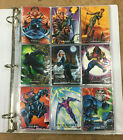 1992 SkyBox Marvel Masterpieces Trading Cards 63