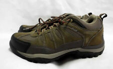 Coleman Sneakers Size 8M NWT Brown Shades Leather Upper Hiking Trail NonSkid $60