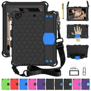 For Apple iPad Mini Pro Air10.5 9.7 10.2 Kids Friendly EVA Shockproof Cover Case