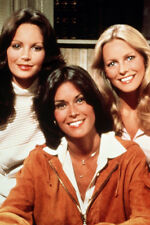 Jaclyn Smith Kate Jackson Cheryl Ladd Oficina CHARLIE'S Angels 11x17 Mini Póster