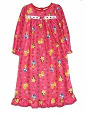 Disney Princess Flannel Granny Gown, Nightgown, Size 4