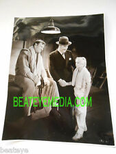 Wallace Beery-Jackie Cooper-The Champ-Vintage-Original-St ill-Photo-Movie Poster