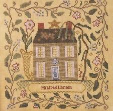 Mildred's Garden House - Remember Me -Blackbird Designs New Chart