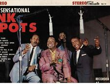 "The Ink Spots ""The Sensational,from Vegas pop vocal vinyl record Steoeo album Lp"