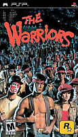 The Warriors - Sony PSP DISC ONLY Free Fast Shipping