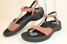 Tatami Birkenstock Womens 39 8 Leather Ankle Strap Sandals Flats Shoes gs