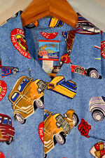 """JOE KEALOHA"" Shirt HAWAIIAN - Size LARGE Roadster & Cars"