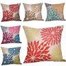 Fashion Square Cotton Linen Throw Pillow Case Sofa Cushion Cover Sofa Home Decor