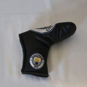 Team Golf Premier League Blade Putter Headcover Manchester City