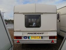 BAILEY PAGENT 2 BERTH FOR SALE ,TOURING PART EX BARGAIN