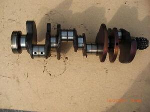MERCEDES-BENZ W220 S500 CRANKSHAFT 2000-01-02-03-04-05-2006