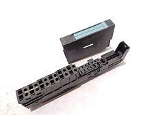 Siemens Simatic S7 6ES7 134-4JB01-0AB0  2AI ST TC Analog Input Module