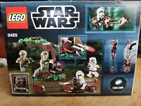 Lego Star Wars 9489 Set New, package unopened.