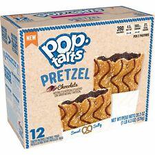 Pop-Tarts Pretzel Chocolate 12 Contar