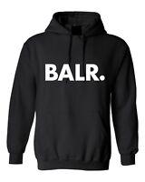 BALR Logo Hoodie Hood Men Soccer Top Football  kids teen age